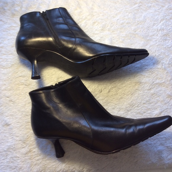 PAZZO Shoes - Women's Boots Pazzo Black Size 8.5M